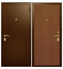 Металлическая дверь Гардиан ДС-3У базовая (замок Г