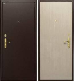Cтальная дверь ДС1 на складе