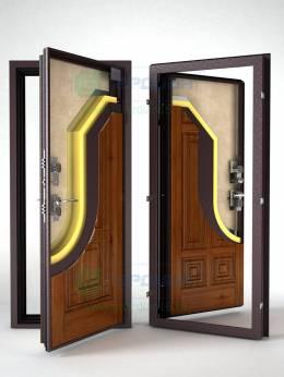 Металлическая дверь Гардиан ДС-6