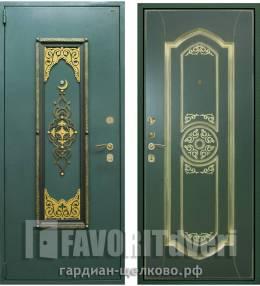 Металлическая дверь Гардиан ДС-2  (Г 30.15 Г 32.01