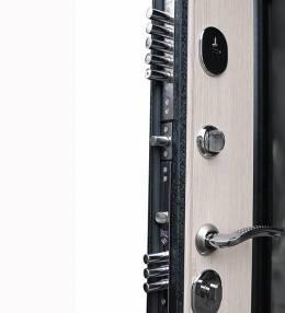 Металлическая дверь Ратибор Милан (производство Йо