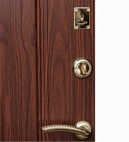 Металлическая дверь Ратибор Оксфорд (производство