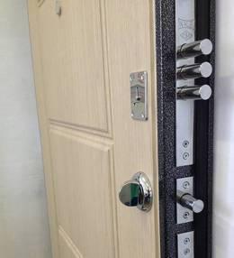 Металлическая дверь Ратибор ДСВ (производство Йошк