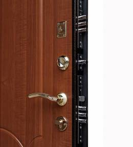 Металлическая дверь Ратибор Патриот (производство