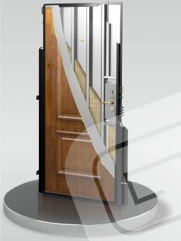 Стальная дверь ДС 3