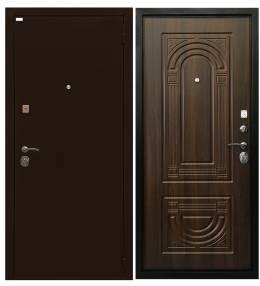 Копия Металлическая дверь Ратибор Оптима 3К Экодуб
