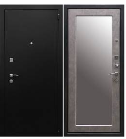 Металлическая дверь Ратибор Классик 3К Зеркало Све