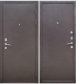 Копия Металлическая дверь Ратибор Зима (производст