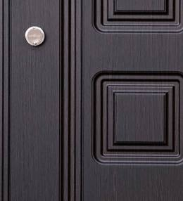 Металлическая дверь Ратибор Зодиак Венге (производ