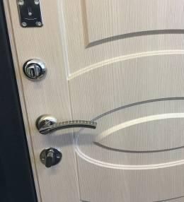 Металлическая дверь Ратибор Классик Экодуб