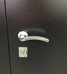 Металлическая дверь Ратибор Форт Дуб артен
