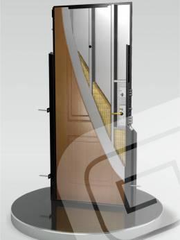 Метеллическая дверь ДС-2 «Рубеж»