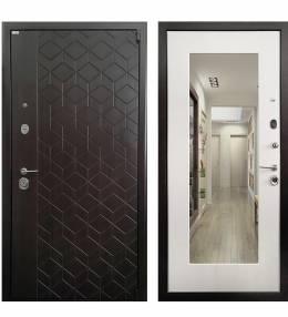 Металлическая дверь Ратибор Квант 3К  Лиственница