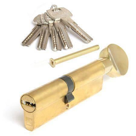 Цилиндр Apecs RT (ключ-вертушок) (латунь)