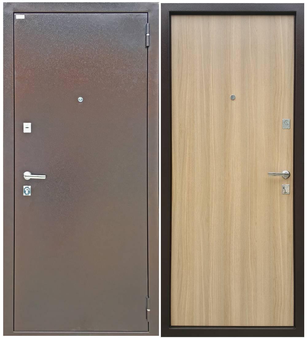 Металлическая дверь Ратибор Форт Дуб Честерфилд