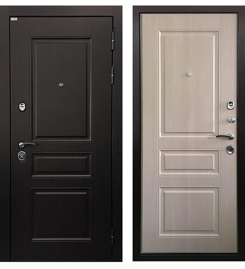 Входная дверь Ратибор Лондон 3К ЭкоДуб