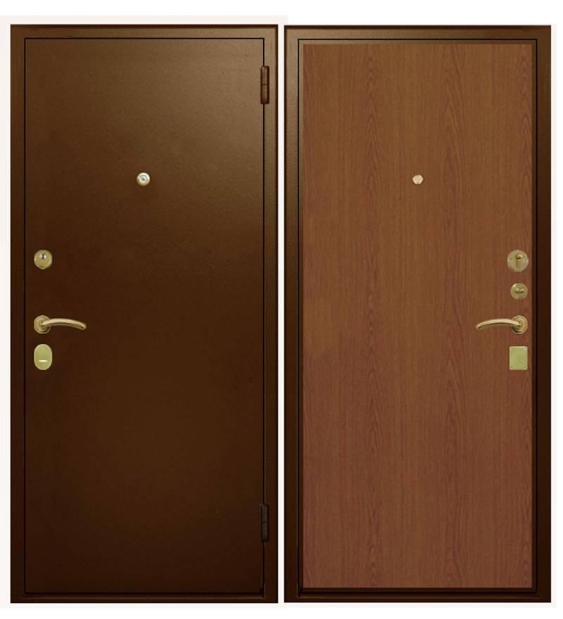 Металлическая дверь Гардиан ДС-3У базовая (замок Гардиан 21.14 + Гардиан 32.01)