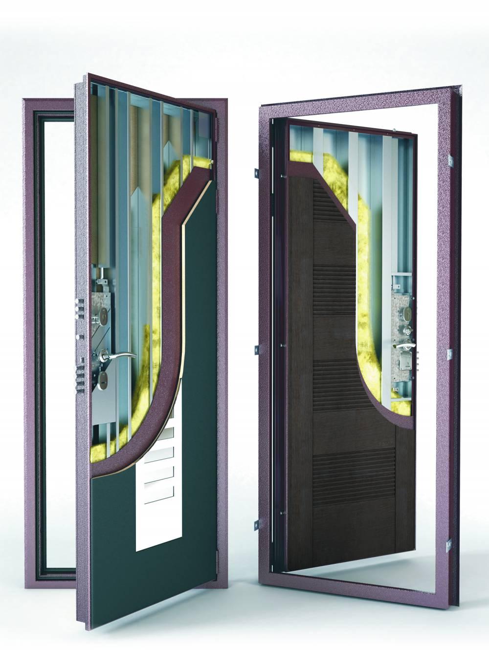 Металлическая дверь Гардиан ДС-9