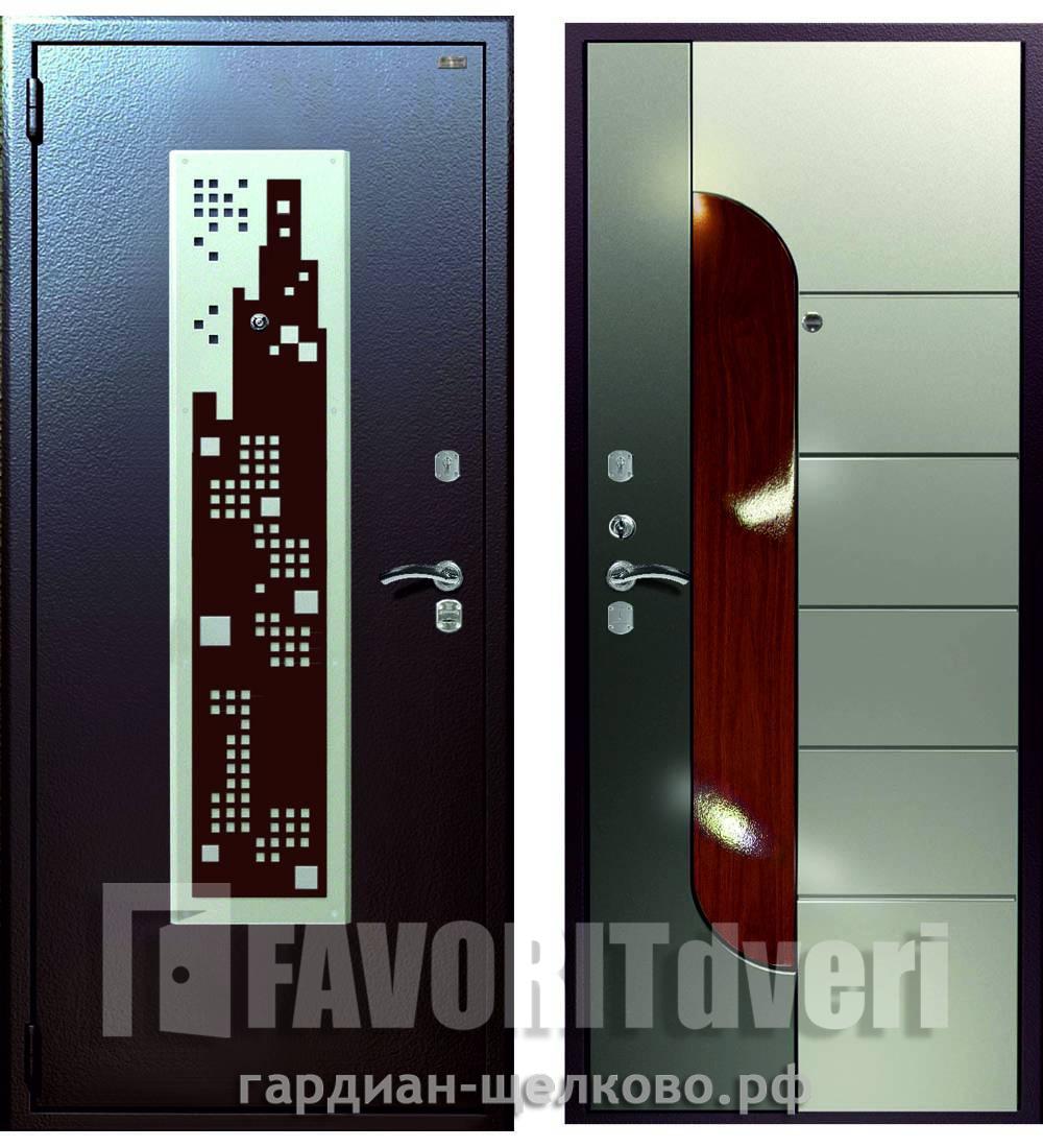Металлическая дверь Гардиан ДС-3 Спарта (замок Гардиан 21.12 + Гардиан 32.01)