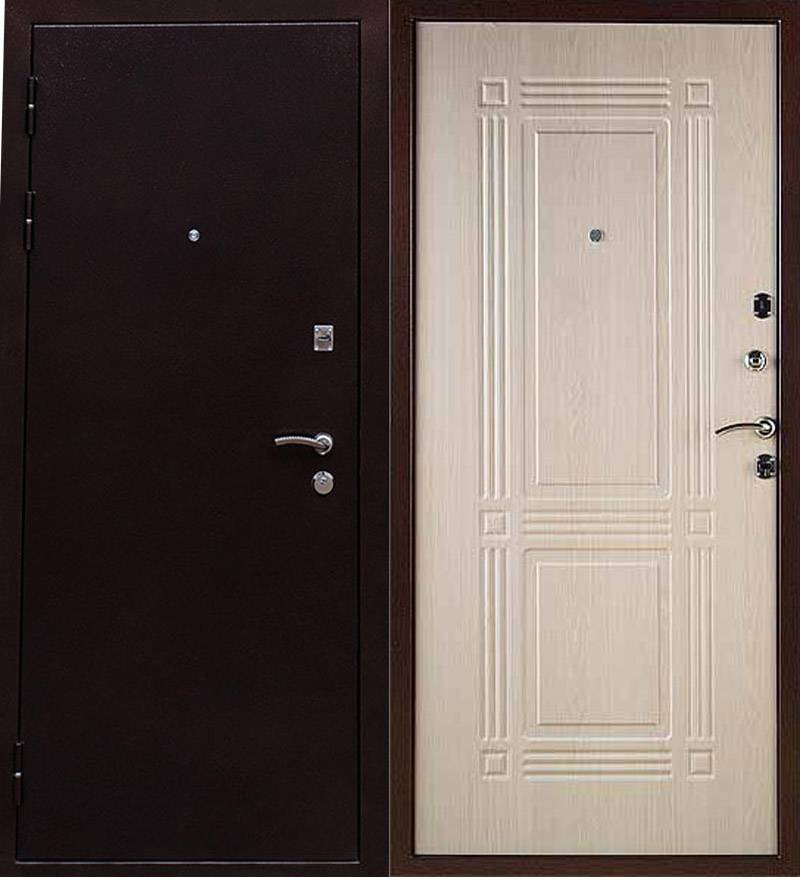 Металлическая дверь Ратибор Стандарт
