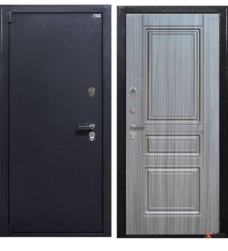 Входная дверь Арма серии Антифриз