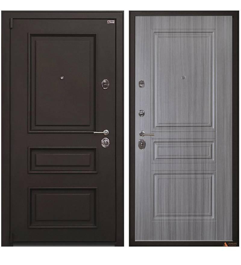Входная дверь Арма серии Чикаго Лайт