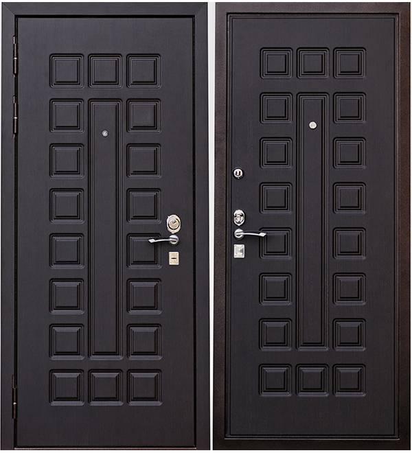 Металлическая дверь Ратибор Триумф 3К Каle-Border