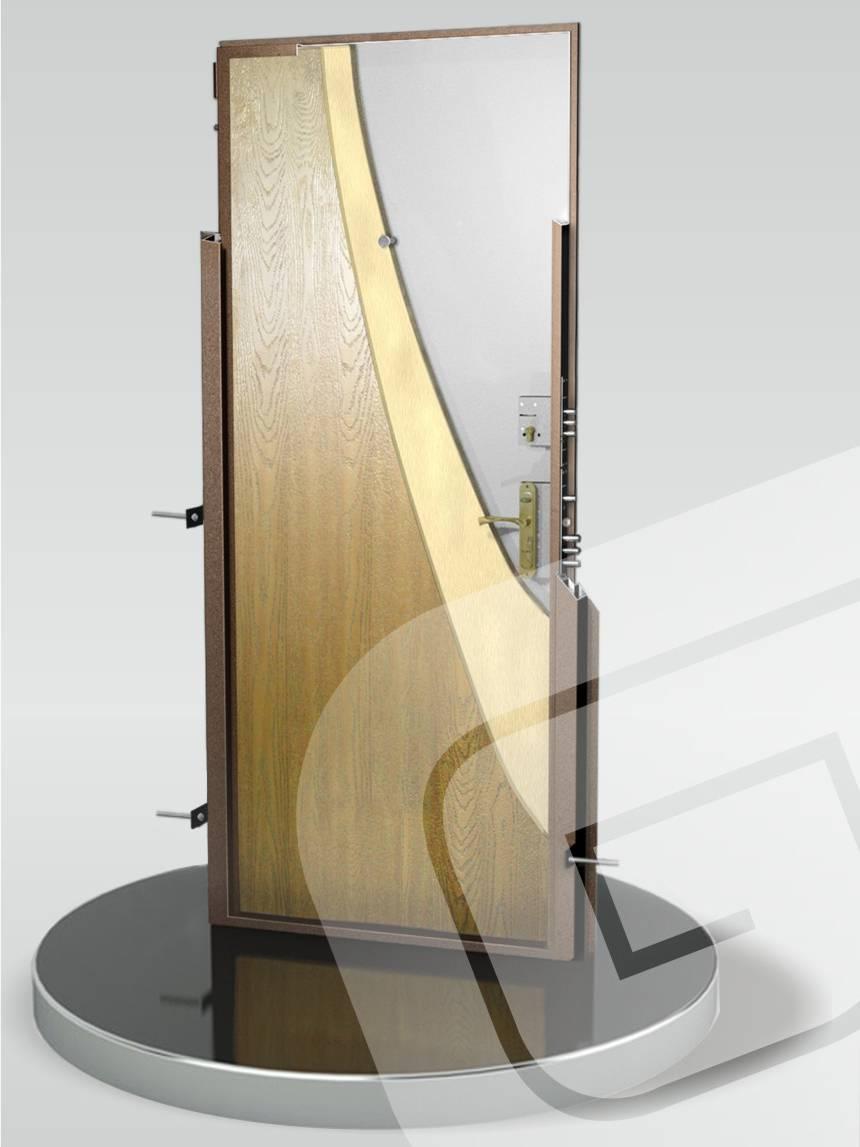 Металлическая дверь Гардиан ДС-1