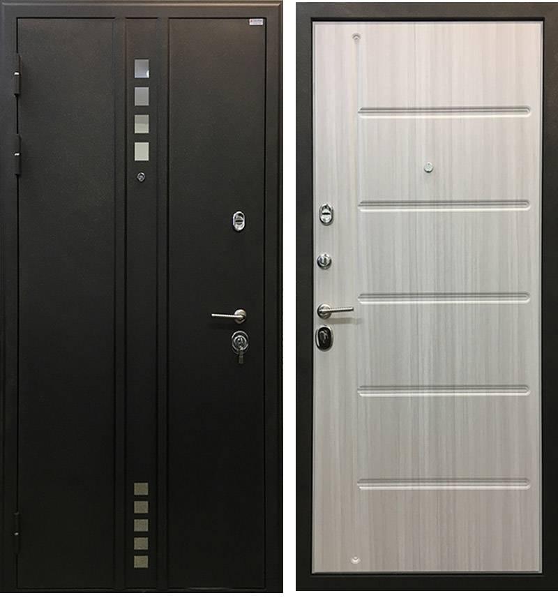 Металлическая дверь Ратибор Техно 3К