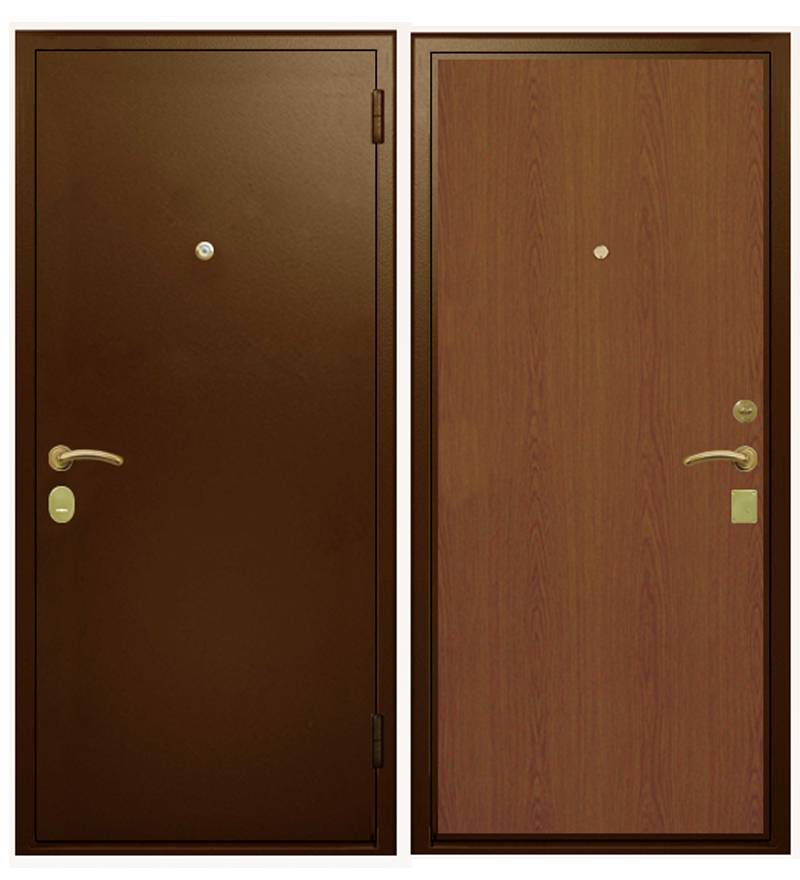 Металлическая дверь Гардиан ДС-3У базовая (замок Гардиан 21.14)