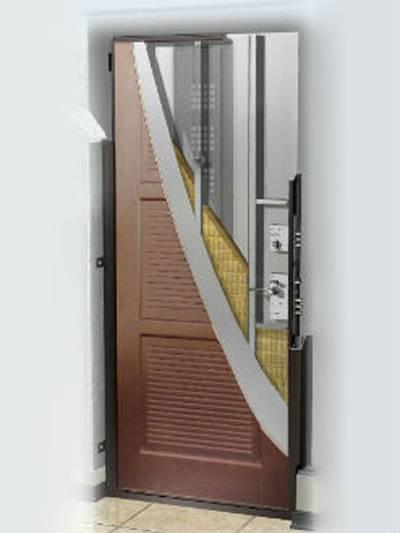 Металлическая дверь Гардиан П-4