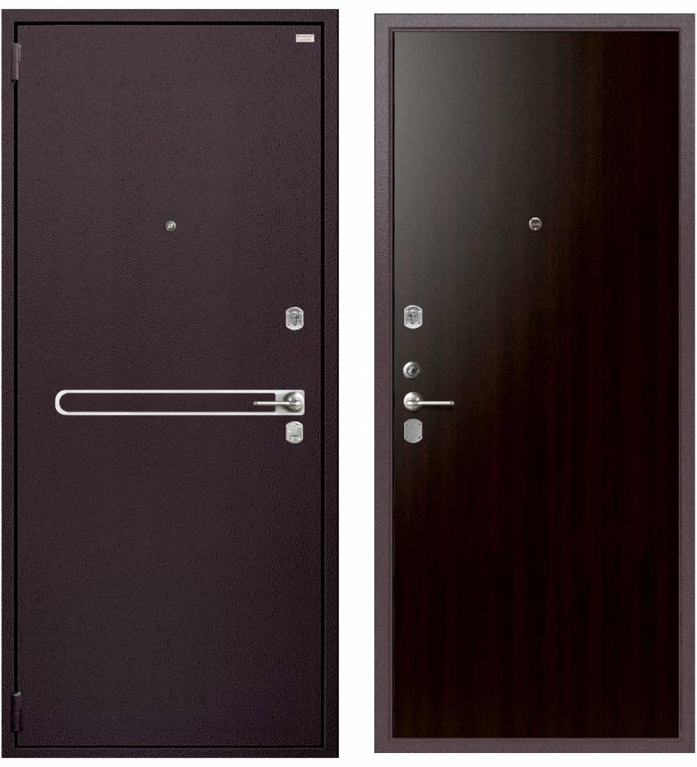 Металлическая дверь Гардиан ДС-2 Акцент (замки Гардиан 30.15+Гардиан 32.01)