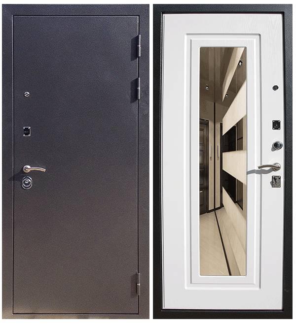 Металлическая дверь Ратибор Милан Норд