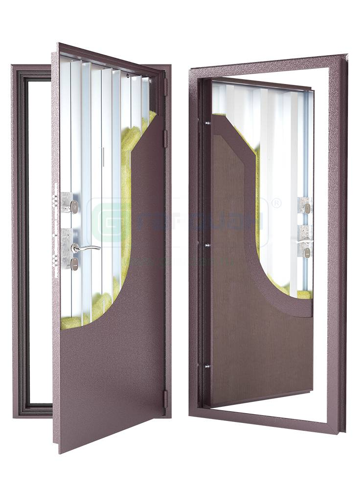 Металлическая дверь Гардиан ДС-5