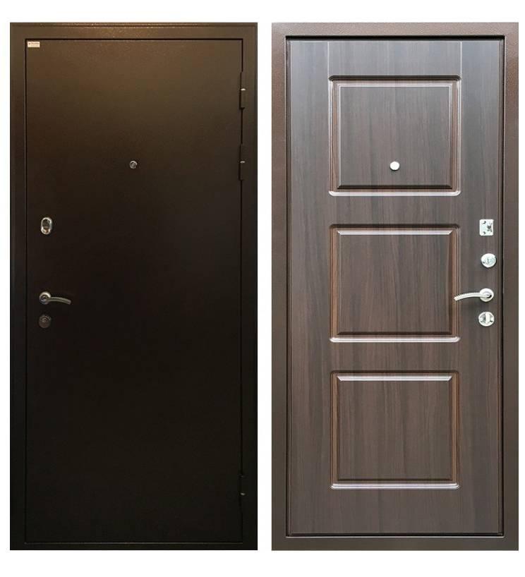 Металлическая дверь Ратибор Трио Эковенге