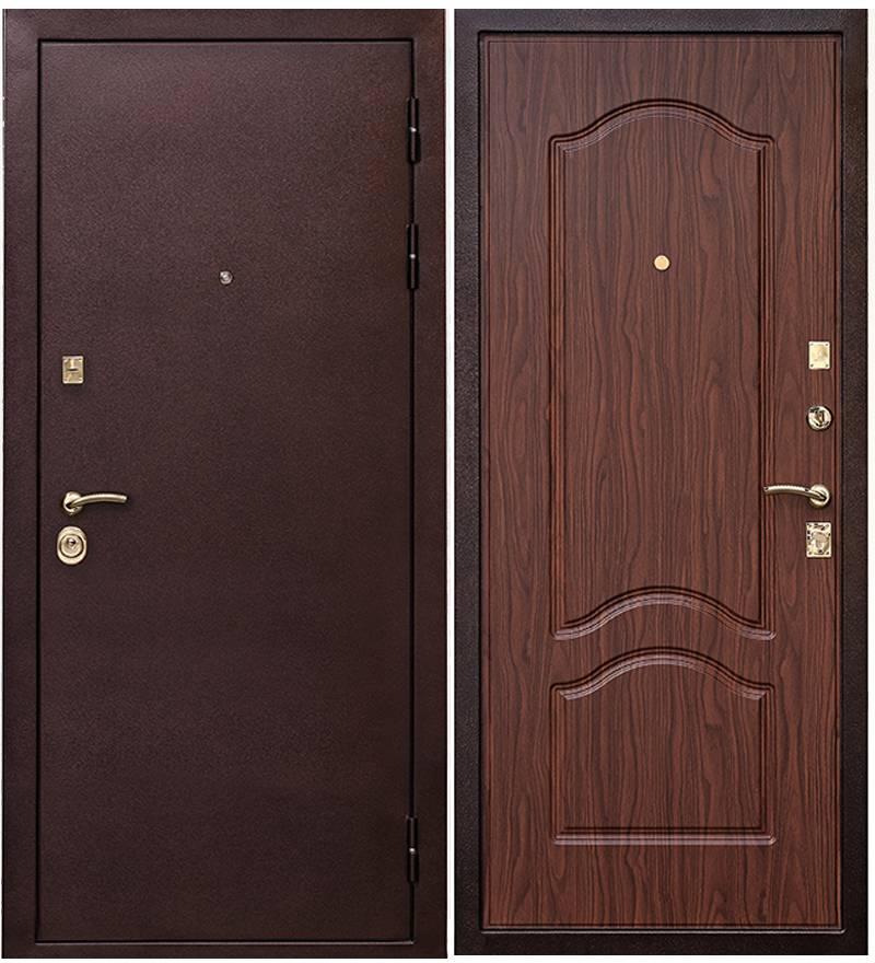Металлическая дверь Ратибор Оксфорд