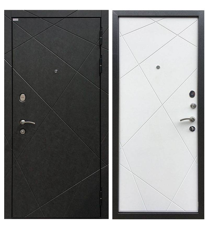 Металлическая дверь Ратибор Эстет 3К