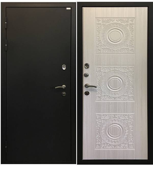 Металлическая дверь Ратибор Спарта Жемчуг