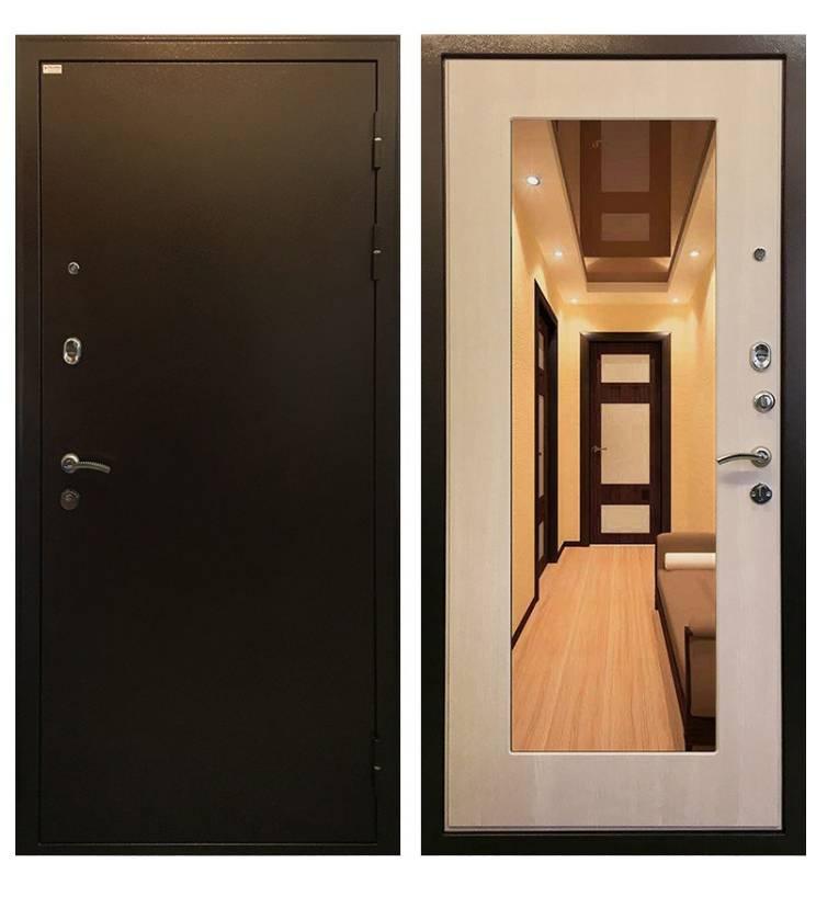 Металлическая дверь Ратибор Милан Экодуб