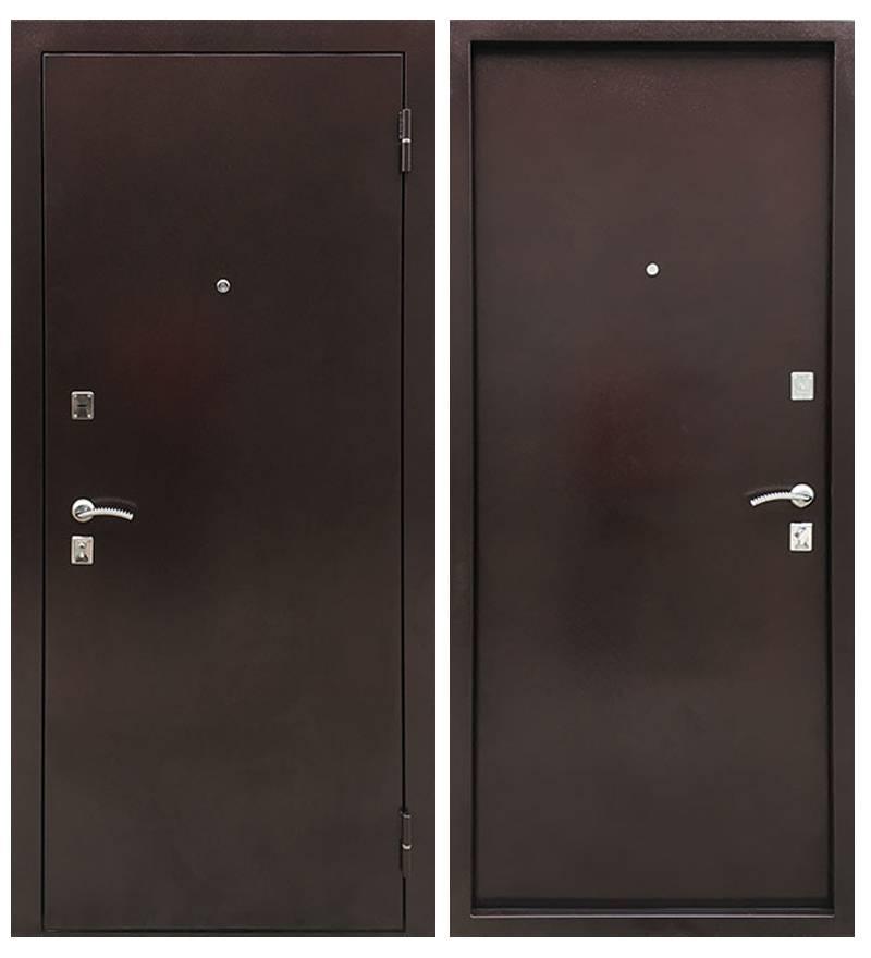 Металлическая дверь Ратибор Дачная
