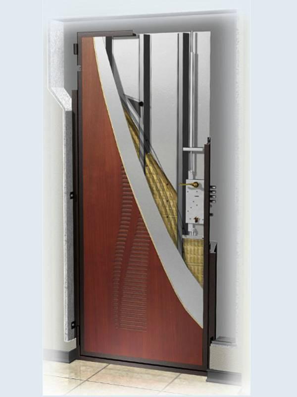 Металлическая дверь Гардиан П-7