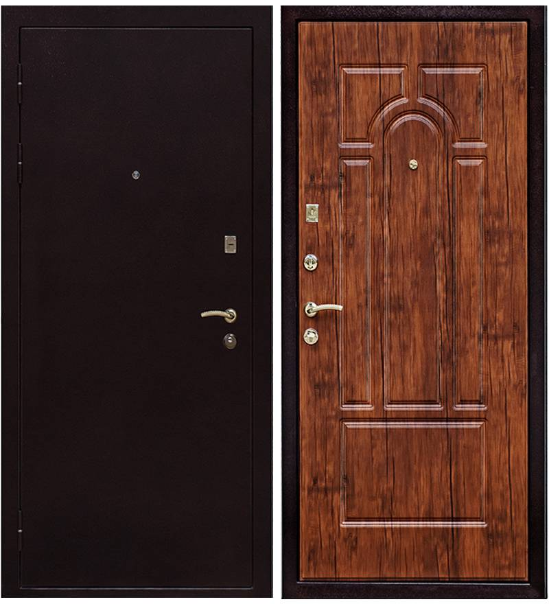 Металлическая дверь Ратибор Византия