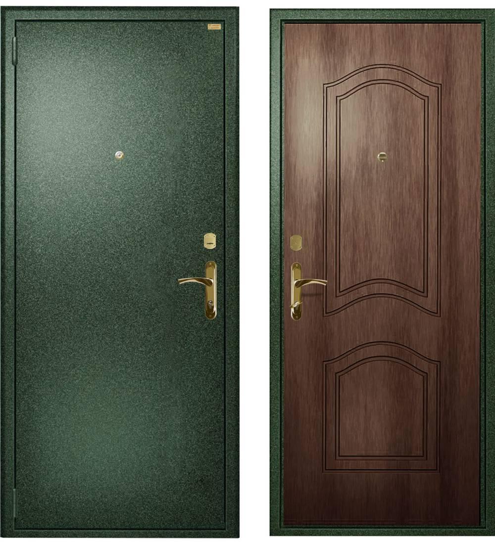 Металлическая дверь Гардиан ДС-1 Стандарт 02 (замки Гардиан 30.12 + Гардиан 32.01)