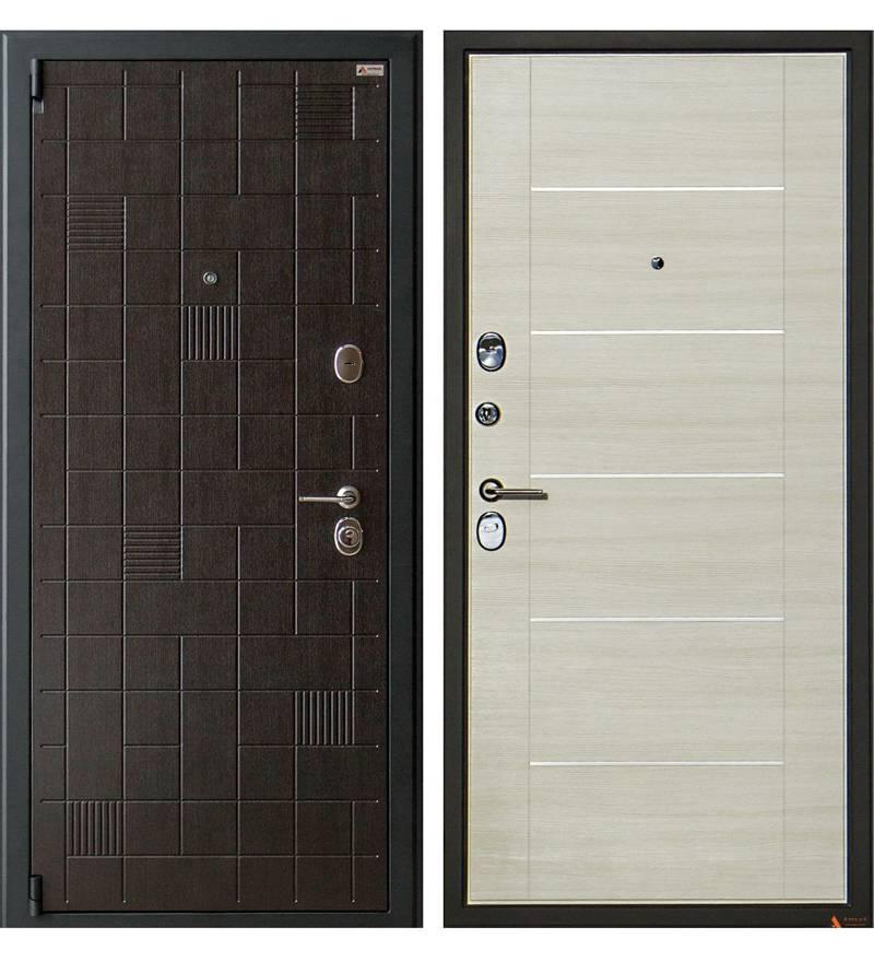 Входная дверь Арма серии Тетрис