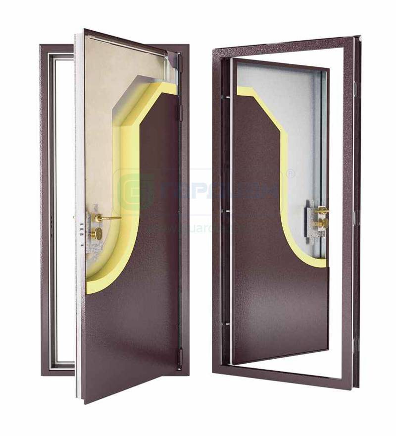 Металлическая дверь Гардиан ДС-10