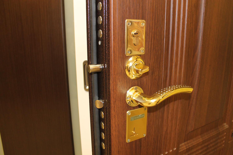 железные и бронированные двери